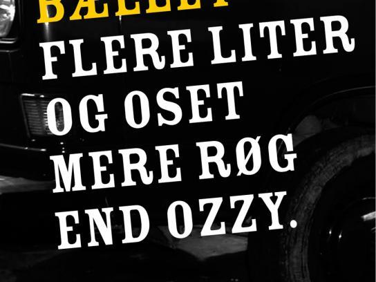 Lej Et Lig Print Ad -  Ozzy