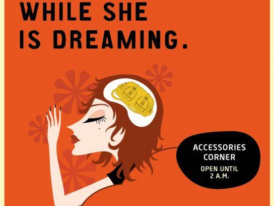 Drugstore Publicis Print Ad -  Accessories