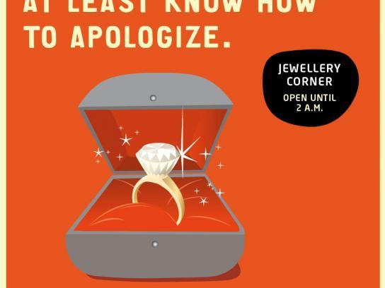 Drugstore Publicis Print Ad -  Jewellery