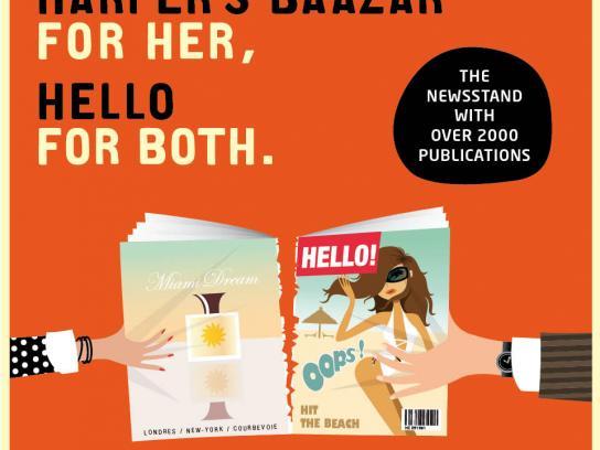 Drugstore Publicis Print Ad -  Press