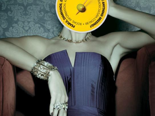 Editora de Cultura Print Ad -  Jewelry