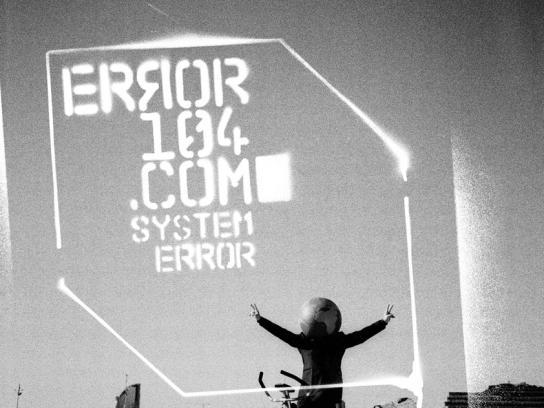 Setem Print Ad -  System error, 1