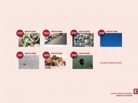 ESPM Print Ad -  Cannes Lions