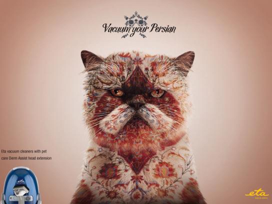 Eta Print Ad -  Cat