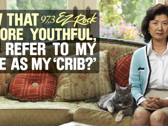EZ Rock Print Ad -  Crib