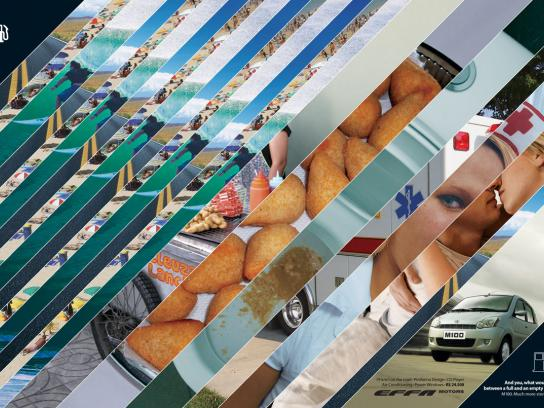 Effa Motors M100 Print Ad -  Nurse