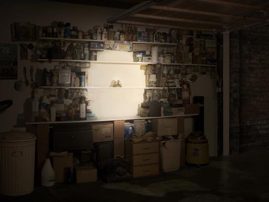 Energizer Print Ad -  Lightbulb