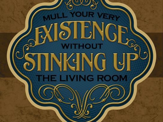 Memphis Tobacco Bowl Print Ad -  Existence