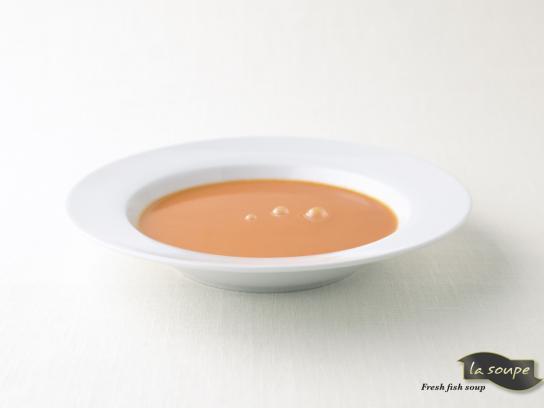 Fresh fish soup