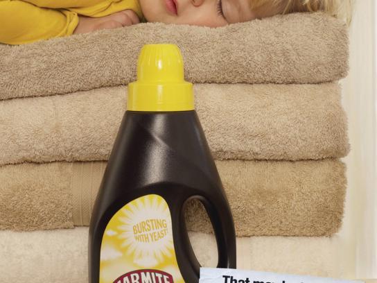 Marmite Print Ad -  Fabric Softener
