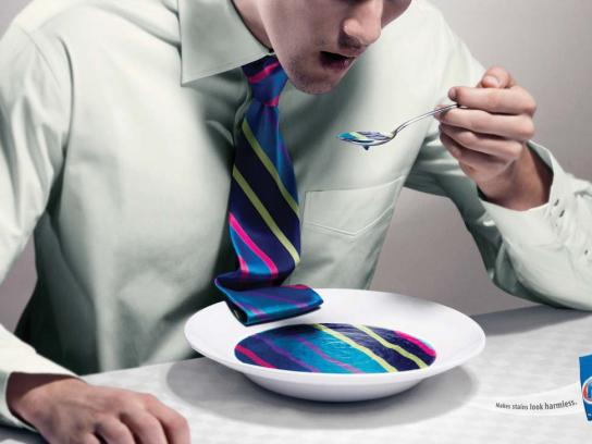 Fab Perfect Print Ad -  Soup