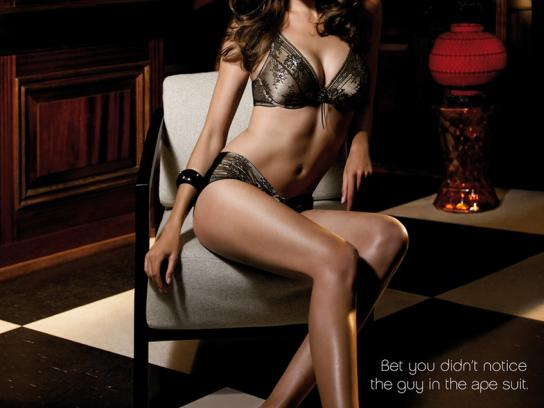 Fayreform Print Ad -  Work Your Curves, 1