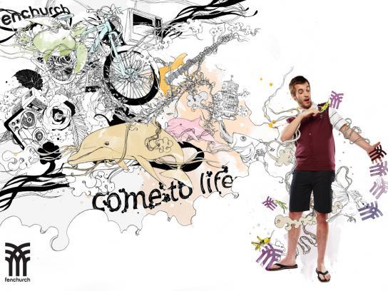 Come to life, 4