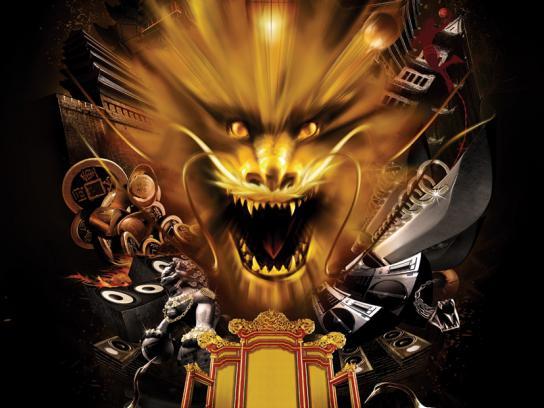 Battle of the Nine Gates, Final Poster