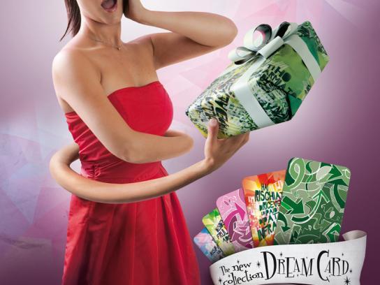 Fnac Print Ad -  Woman