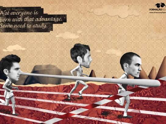 Bronx Print Ad -  Nose
