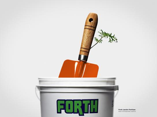 Forth Jardim Print Ad -  Plant