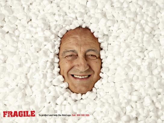 Comune di Siena Print Ad -  Grandfather