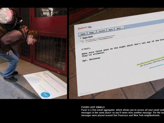 Fuser Print Ad -  O'Dell