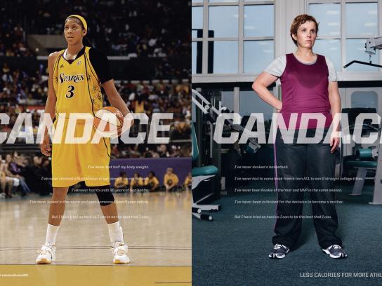 G2 Print Ad -  Candace