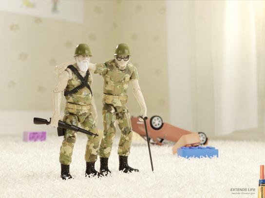 Sekunda Print Ad -  Soldiers