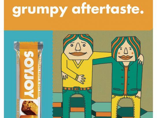 SoyJoy Print Ad -  Grumpy