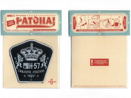 H-57 Print Ad -  Patcha!, 1