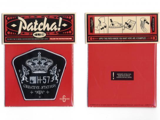 H-57 Print Ad -  Patcha!, 3