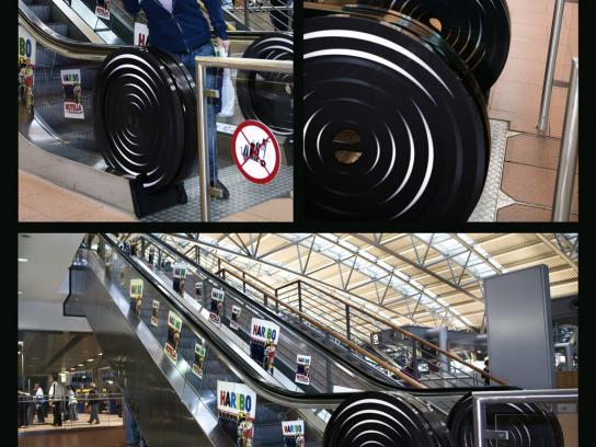 Sweet escalator