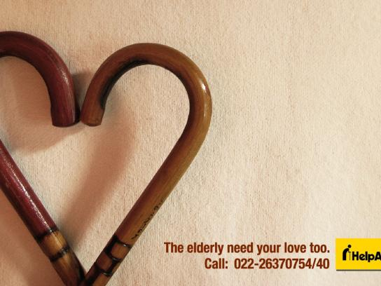helpageindia Outdoor Ad -  Valentine's Day