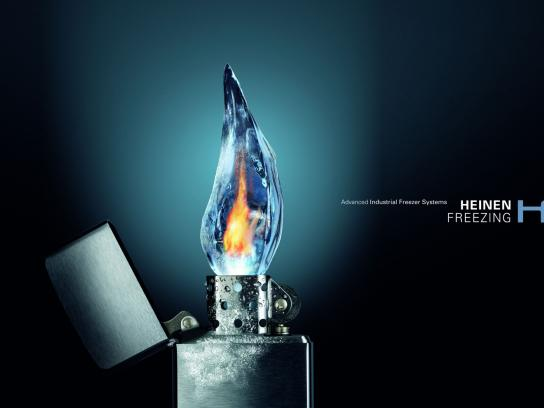 Heinen Print Ad -  Lighter
