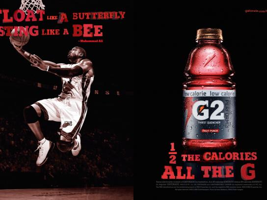 Gatorade Print Advert ...