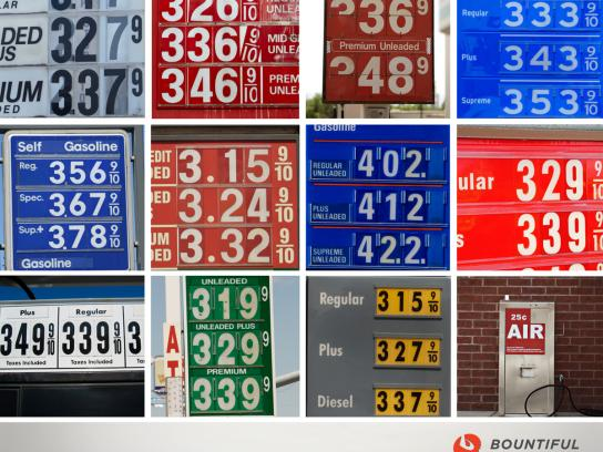 High Gas Prices Vs.
