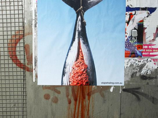 IFAW Ambient Ad -  Guts