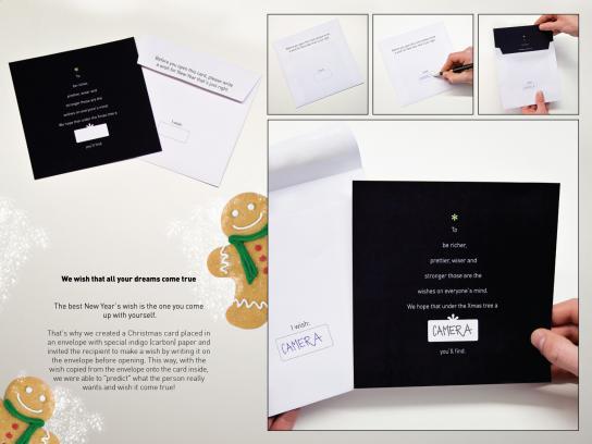 Imago Direct Ad -  Christmas card