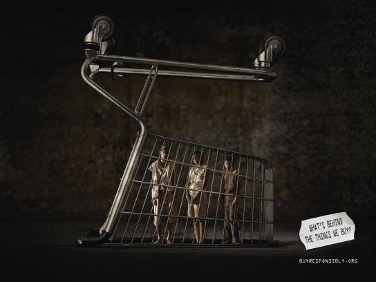 IOM Print Ad -  Shopping cart