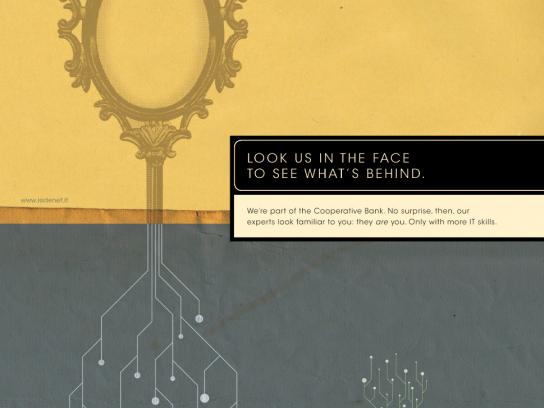 Iside Print Ad -  Mirror