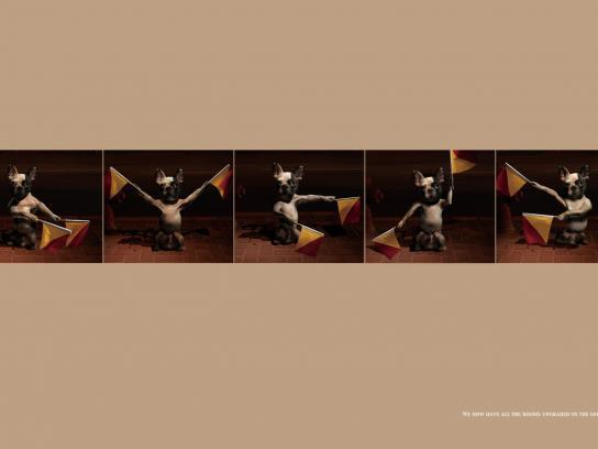 IBIS Print Ad -  Bark