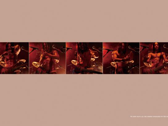 IBIS Print Ad -  Concert
