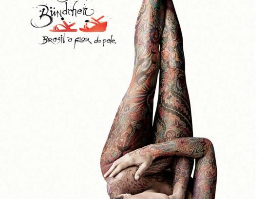 Ipanema Print Ad -  Tattoo, 4