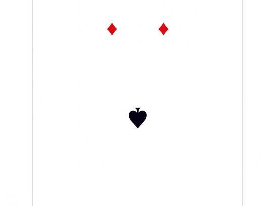 Adelaide Casino Print Ad -  Ladies Poker