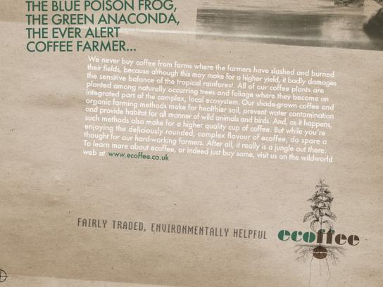 ecoffee Print Ad -  Jaguar