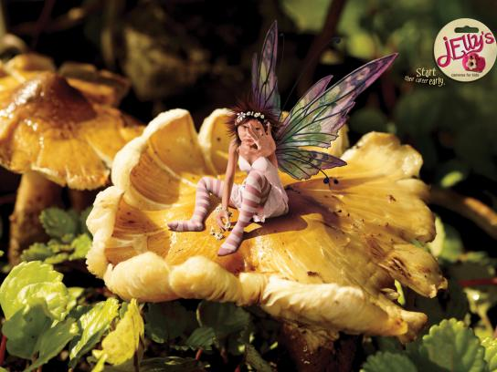 Jelly's Print Ad -  Fairy