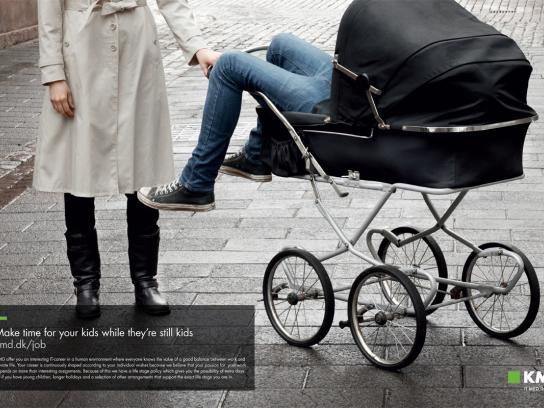 KMD Print Ad -  Pram