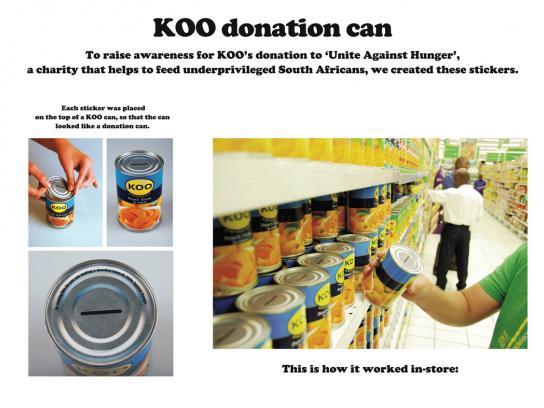 Koo Ambient Ad -  Tin
