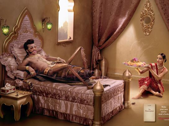 Filigranes Print Ad -  Bollywood