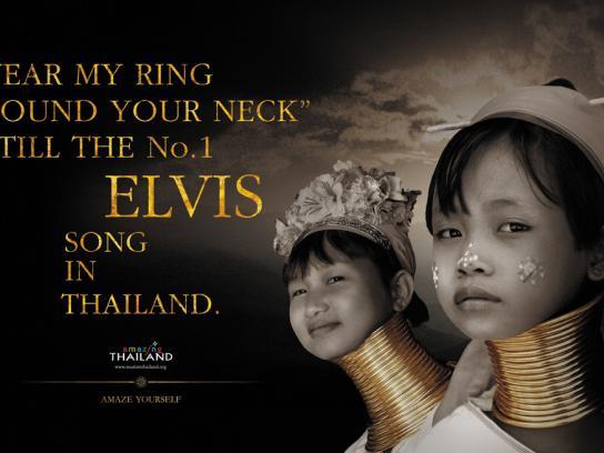 Tourism Thailand Print Ad -  Karen