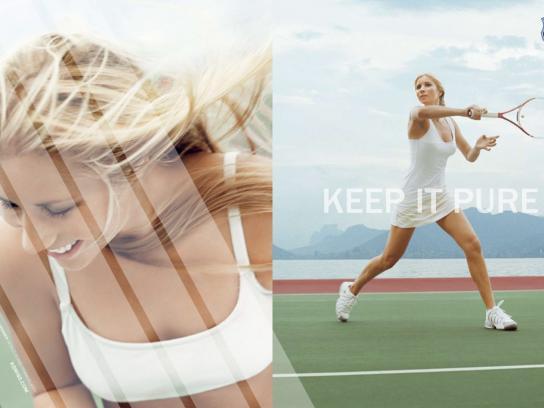 K-Swiss Print Ad -  Alona, 1