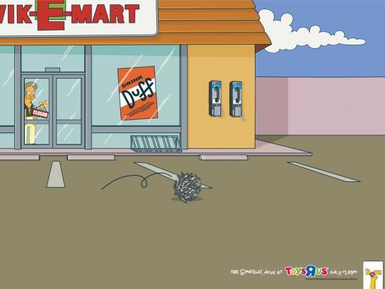Simpsons, Kwik-E-Mart
