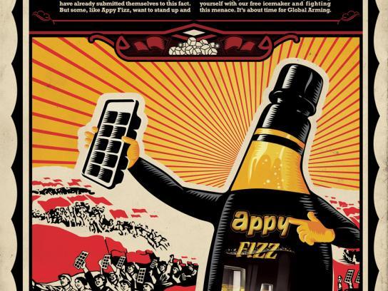 Appy Fizz Print Ad -  Kyoto protocol